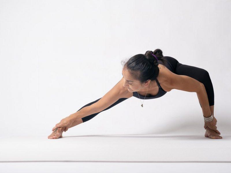 Yoga Portrait - Cathy Louise